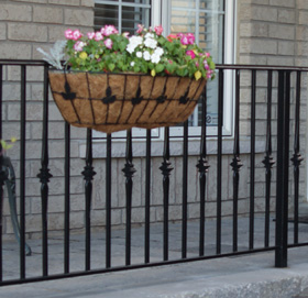 Toronto Custom Metal Railings Stairs Bars Grills Photo